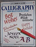 img - for Calligraphy : From Beginner to Expert (Book Only) book / textbook / text book