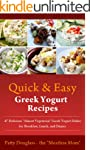 Quick & Easy Greek Yogurt Recipes: 47...