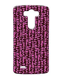 Pickpattern Back Cover for LG G3