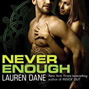 Never Enough: Brown Family, Book 4 | Lauren Dane
