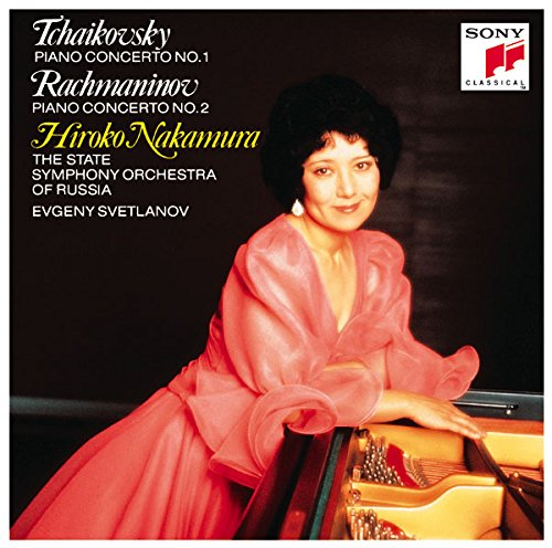 チャイコフスキー:ピアノ協奏曲第1番&ラフマニノフ:ピアノ協奏曲第2番