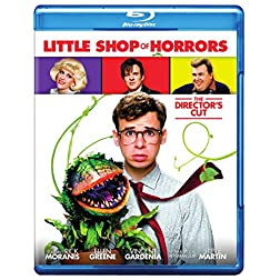 Little Shop of Horrors: The Director's Cut + Theatrical [Blu-ray]