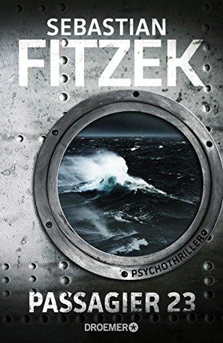 Buchcover: Passagier 23: Psychothriller