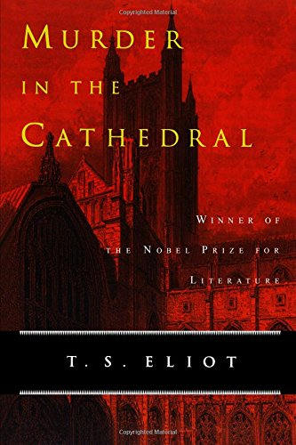 Murder in the Cathedral (A Harvest/Hbj Book)