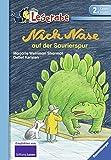 Leserabe: Nick Nase auf der Saurierspur