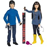 Camp Rock Shane and Mitchie doll