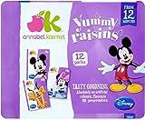 Annabel Karmel Disney Yummy Raisins12mth+ (12x14g)