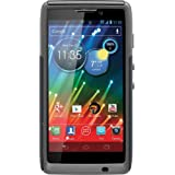 OtterBox Commuter Series Case for Motorola RAZR HD - Retail Packaging - Black/Gunmetal