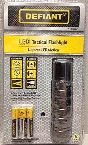 High Power Tactical Flashlight-Defiant
