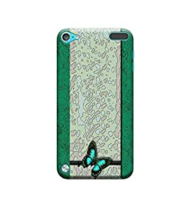 Ebby Premium Printed Back Case Cover With Full protection For Apple iPod Touch 5 (Designer Case)