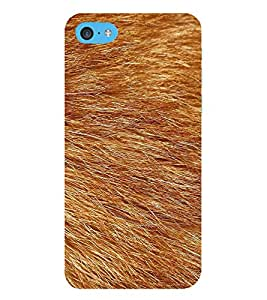 HiFi Designer Phone Back Case Cover Apple iPhone 6 Plus :: Apple iPhone 6+ ( Fox Skin Feather Look Art )