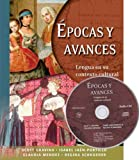 img - for Epocas y Avances: Lengua en su contexto cultural (with Audio CD) book / textbook / text book