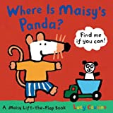 Where Is Maisy's Panda?: A Maisy Lift-the-Flap Book