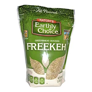 Amazon.com : Natures Earthly Choice Freekeh (3LB package