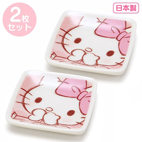 sanrio-hello-kitty-petit-corner-small-dish-dream-2-pieces-set-from-japan-new