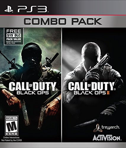 Call of Duty: Black Ops Combo Pack - PlayStation 3 (Map Pack 3 compare prices)
