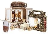 BRUBAKER 15-teiliges Beautypflege-Geschenkset Kokos & Vanilla
