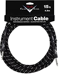Fender Custom Shop Performance Series Cable (Straight-Straight Angle)