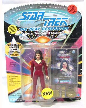 Star Trek The Next Generation - Counselor Deanna Troi