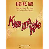 Kiss Me Kate: A Musical Comedy (Vocal Selection) ~ Cole Porter