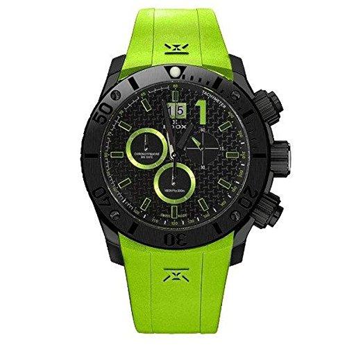 Edox Class-1 reloj hombre Chronoffshore Big Date 10020 37N NV2