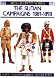 img - for The Sudan Campaigns 1881-98 (Men-at-Arms) book / textbook / text book