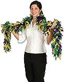 """New Deluxe Mardi Gras 72"""" Costume Accessory Feather Boa"""