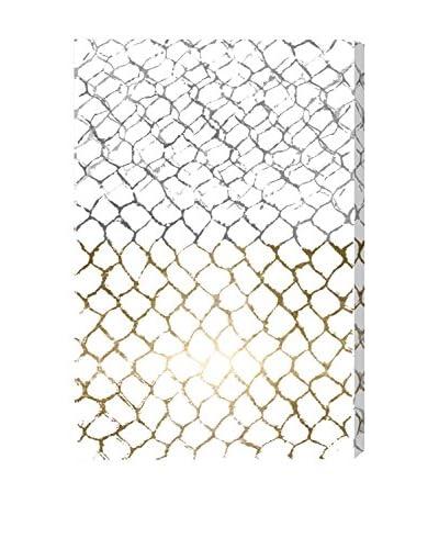 Oliver Gal Organic Net Canvas Art