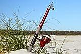 11ft 6in 3.6M Telescoping Fiberglass Rod & Reel Combo by GFUSA®