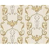 Suchergebnis auf f r klassische tapeten barock for Tapeten goldfarben
