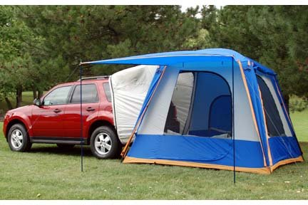 Sportz SUV / Minivan Tent (For Pontiac Aztek, Montana and Torrent Models)