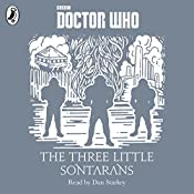 The Three Little Sontarans: A Time Lord Fairy Tale | Justin Richards
