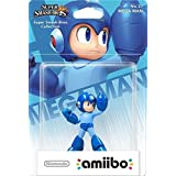 Mega Man amiibo - Europe/Australia Import (Super Smash Bros Series)