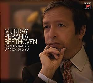 Beethoven: Piano Sonatas Nos.9,10,14 & 15