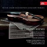 18世紀プラハの音楽 ~ ボヘミアのヴァイオリン (IL VIOLIN BOEMO ~ Frantisek Benda | Josef Antonin Gurecky | Frantisek Jiranek : Violin Sonatas / Lenka Torgersen , Vaclav Luks , Libor Masek) [輸入盤] - レンカ・トルゲルセン