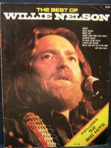 The Best of Willie Nelson (Willie Nelson Sheet Music compare prices)