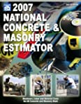 National Concrete & Masonry Estimator...