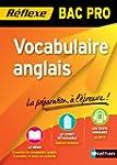 Vocabulaire anglais - BAC PRO
