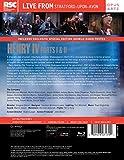 Image de Shakespeare : Henry IV, parties 1 & 2. Royal Shakespeare Company, Doran (Edition spéciale). [Blu-ra