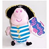 Peppa Pig Beanie: Oinking Pirate George