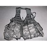 BRAND NEW US ARMY ISSUE - ACU DIGITAL CAMO MOLLE II MODULAR LIGHTWEIGHT LOAD- CARRYING EQUIPMENT FIGHTING LOAD CARRIER (FLC).