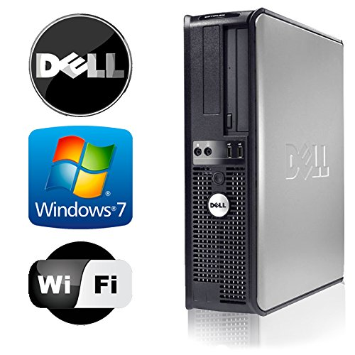 Dell Optiplex 755 Desktop – Intel Core 2 Duo 3.0GHz – 8GB RAM – *NEW* 1TB HDD – Windows 7 Pro 64-Bit – WiFi – DVD/CD-RW (Prepared by Re-Circuit)