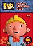 """echange, troc  - """" Bob the Builder """" : Sticker Colouring Book ( """" Bob the Builder """" )"""
