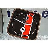 Tag Heuer Monaco 55 Dealer Showroom Wall Clock