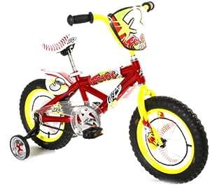 Dynacraft Lil Pro Boys Baseball Bike (14-Inch Wheels)
