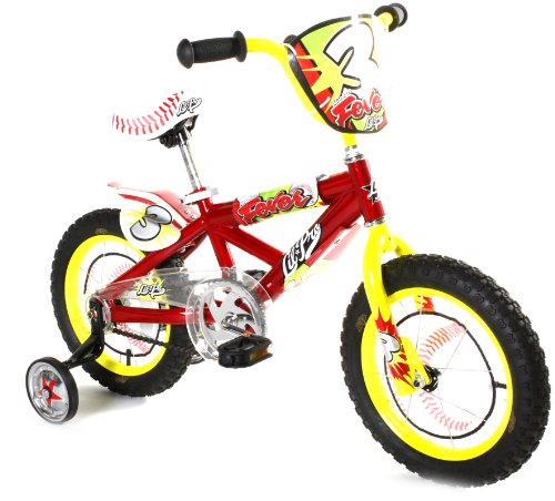 Dynacraft Lil Pro Boys Baseball Bike (14-Inch Wheels)