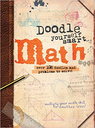 Doodle Yourself Smart . . . Math (Doodle Books)