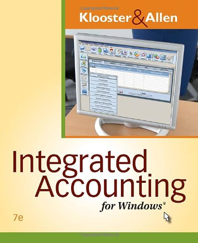 Integrated Accounting for Windows ( Integrated