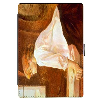 Rikki KnightTM Toulouse Lautrec Art The Laundress Design Protective Black Snap on Slim-Fit Shell Case with Black pu Leather and Faux Suede Case for Apple iPad® Mini coupon codes 2015