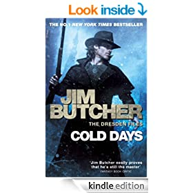 Cold Days (The Dresden Files Book 14)